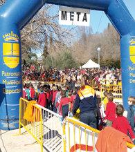 El Cross Escolar abre la temporada atlética de invierno en Alcobendas