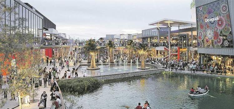 Alcobendas podría contar con el mayor centro comercial de Europa
