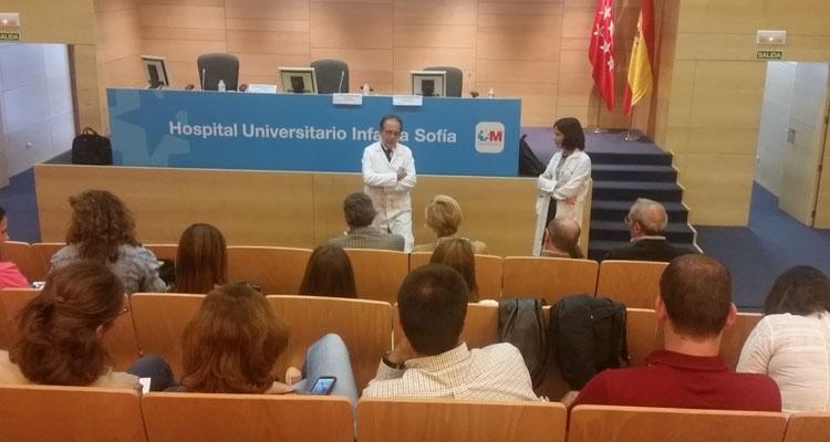 El Servicio de Neumología del Hospital Infanta Sofía organiza la I Jornada sobre asma grave