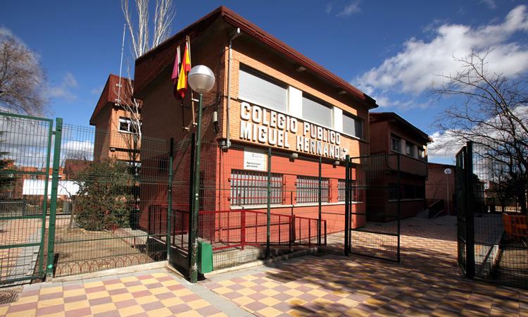 Alcobendas invierte 500.000 euros en mejoras de colegios públicos