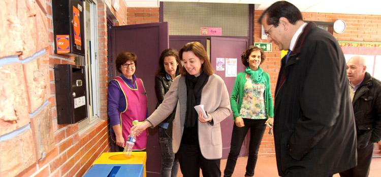 El Ayuntamiento de Alcobendas impulsa el reciclaje en los colegios