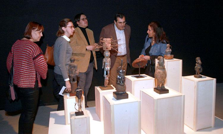 La idea en un signo: fondos de la colección Sánchez-Ubiria con piezas únicas de arte etnográfico africano