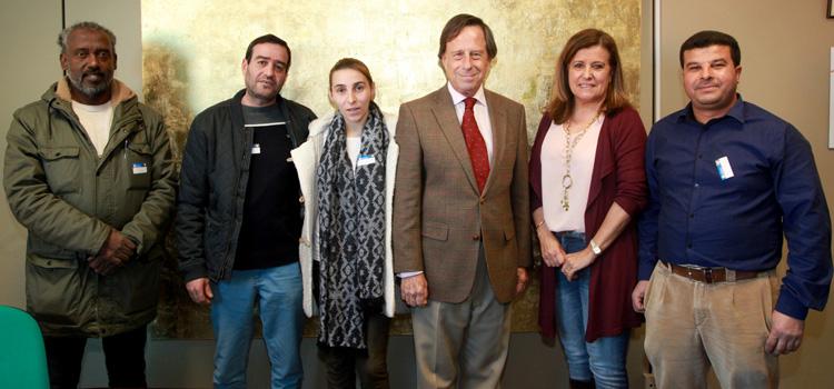 El Ayuntamiento de Alcobendas entrega viviendas a cuatro familias a través de los servicios sociales