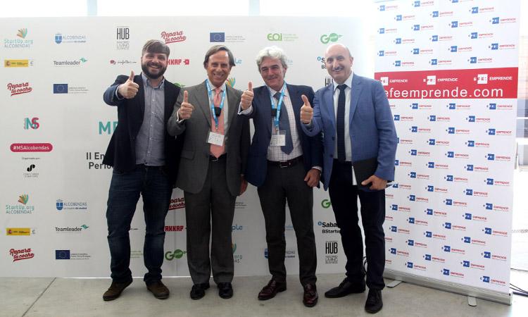 Gran éxito de Media StartUps Alcobendas