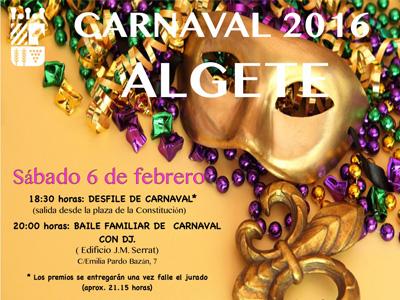Prepárate para el Carnaval de Valdeolmos y Alalpardo el 6 de febrero