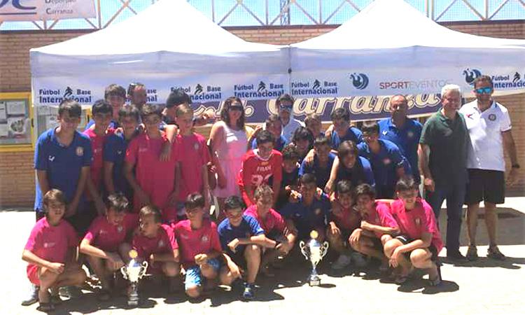 Un nuevo éxito del Club Deportivo Carranza