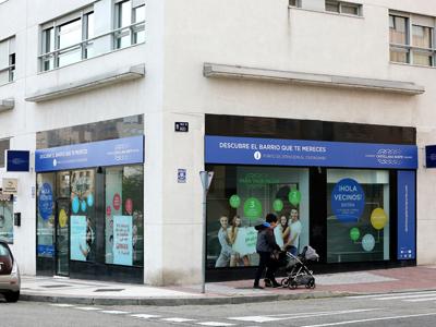 Distrito Castellana Norte abre en Las Tablas una segunda oficina de información para los vecinos