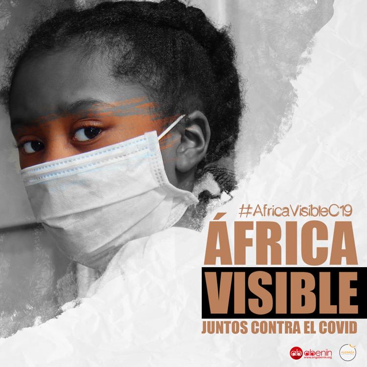 ONGD ABENIN y ALEGRÍA SIN FRONTERAS lanzan la campaña #AfricaVisibleC19