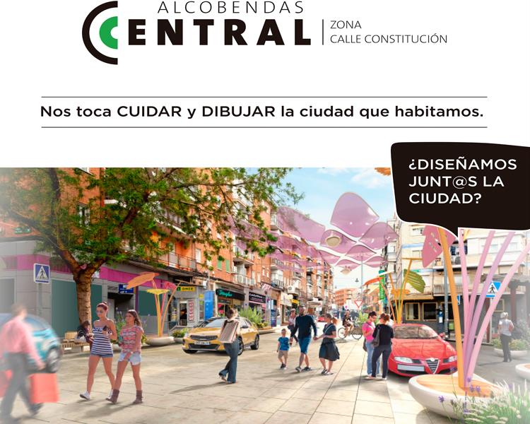 """Los vecinos realizan un centenar de aportaciones al Proyecto """"Alcobendas Central"""""""