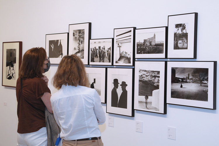 Vuelven la visitas guiadas a las exposiciones del Centro de Arte Alcobendas