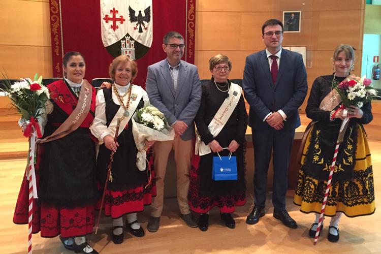 Un año más la Casa Regional de Castilla y León de Alcobendas ha llevado a cabo su tradicional celebración de 'Las Águedas'