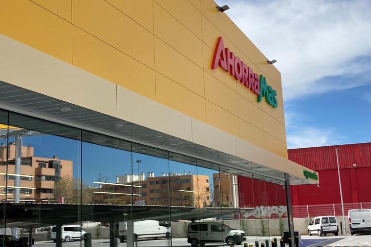 ¡AHORRAMÁS abre una nueva tienda en San Sebastián de los Reyes!