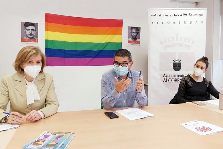 Comienza en Alcobendas un programa pionero destinado a dar visibilidad al coletivo LGTBi+