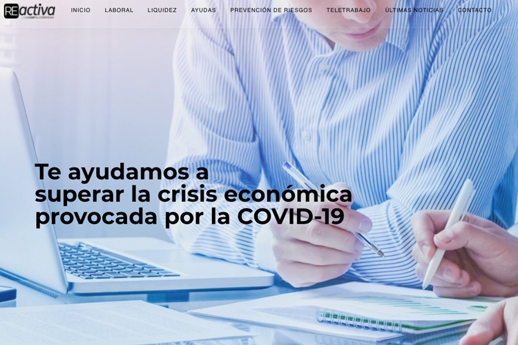 Oficina ReActiva Alcobendas: un año apoyando a las empresas afectadas por la COVID-19