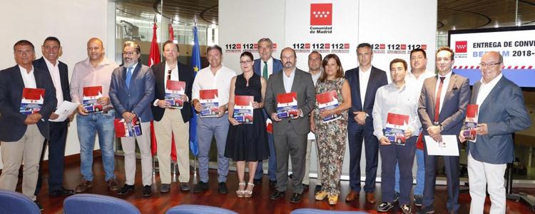 Los 74 agentes BESCAM de Alcobendas seguirán con financiación regional