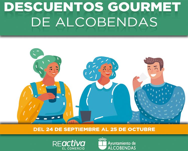 """""""Descuentos Gourmet Alcobendas"""": bonos de 5 euros para gastar en 23 bares y restaurantes"""