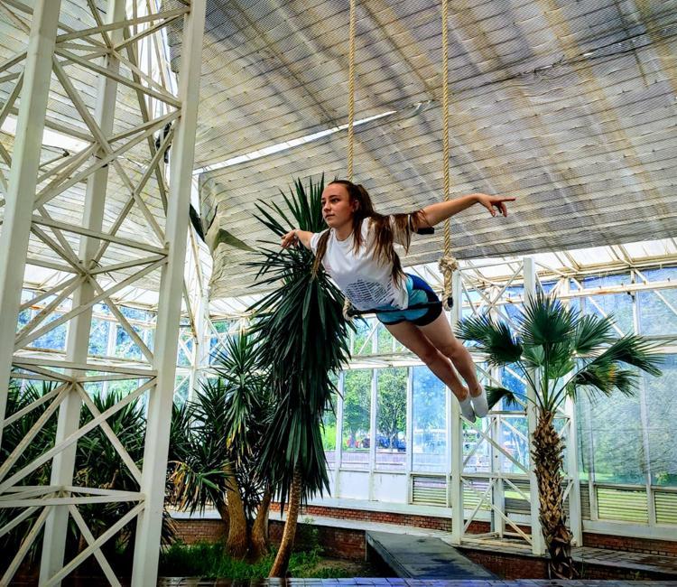 Esta tarde se inaugura la Escuela de Circo el Invernadero en Alcobendas