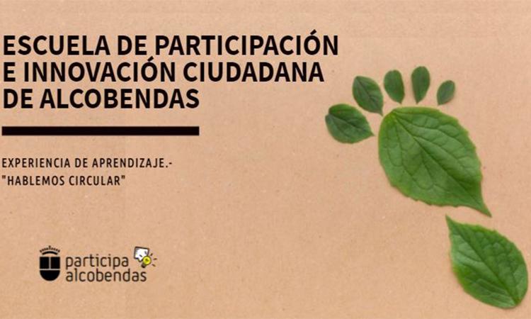 El Ayuntamiento de Alcobendas organiza una experiencia formativa sobre la economía circular