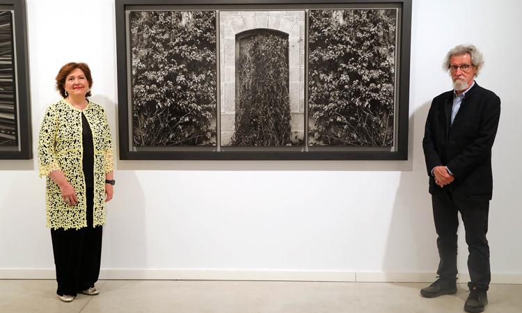 """Inaugurada en Alcobendas la exposición """"Retratos"""" de Pablo Pérez-Mínguez, el Fotógrafo de La Movida"""