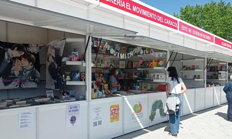 """Alcobendas celebra su primera """"Feria del libro"""""""