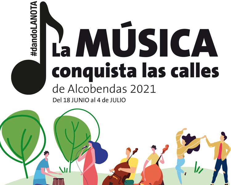 La música volverá a conquistar las calles de Alcobendas