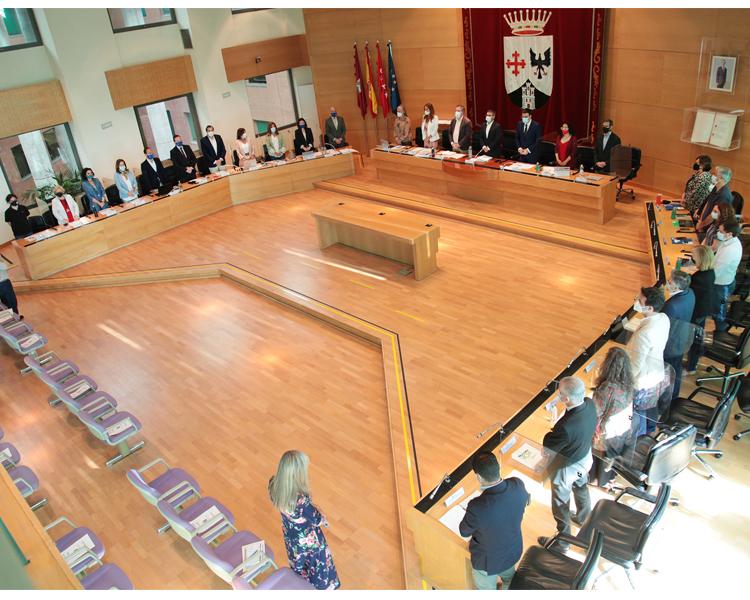 Celebrado el Pleno Ordinario del Ayuntamiento de Alcobendas correspondiente al mes de mayo