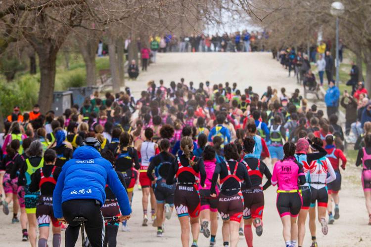 Alcobendas, será la sede de los Campeonatos de España de Duatlón