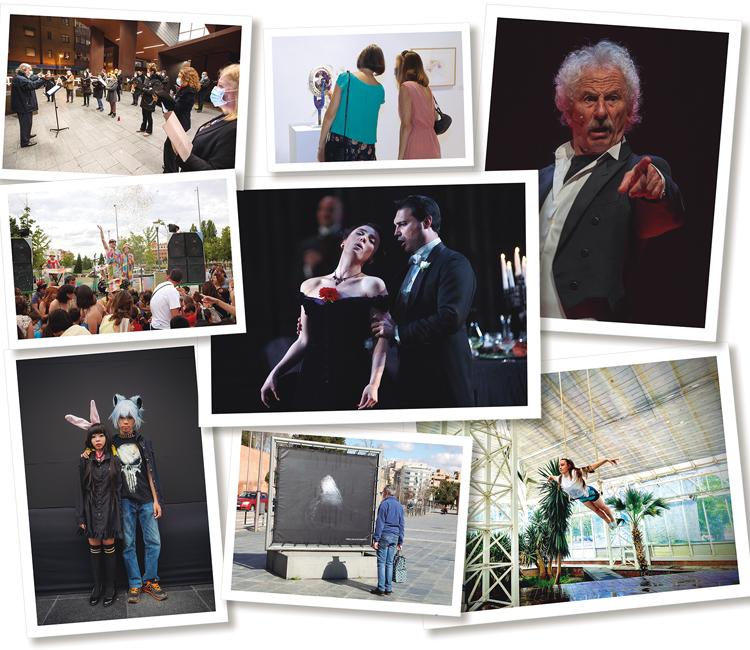 Alcobendas presenta una temporada cultural llena de propuestas y nuevos proyectos