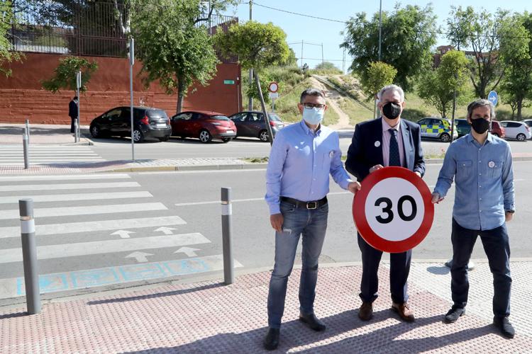 La DGT presenta en Alcobendas los nuevos límites de velocidad urbanos