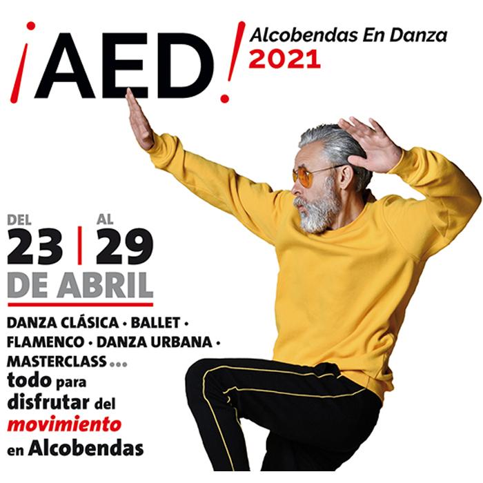 """""""Alcobendas en Danza"""": Del 23 al 29 de Abril"""