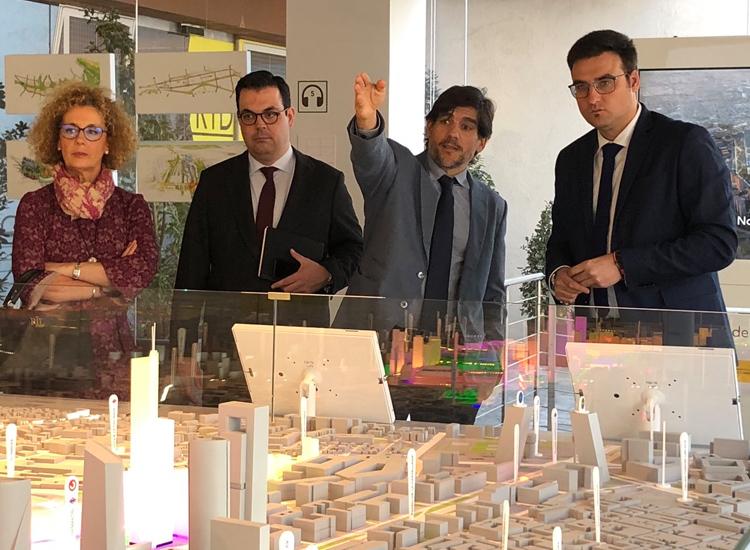 Alcobendas coordina con Madrid Nuevo Norte las nuevas infraestructuras de transporte