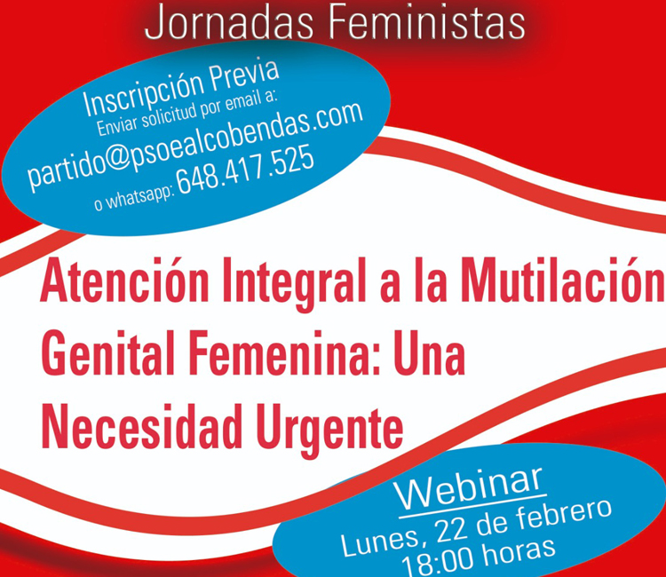 El PSOE de Alcobendas retoma sus Jornadas Feministas de forma telemática