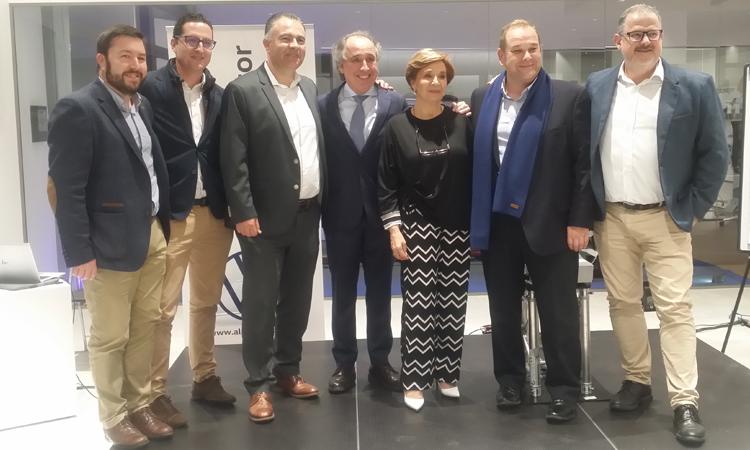 Aldauto Motor presenta sus nuevas instalaciones en Alcobendas