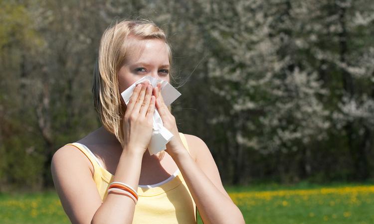Los vecinos de Alcobendas pueden consultar diariamente el nivel de polen