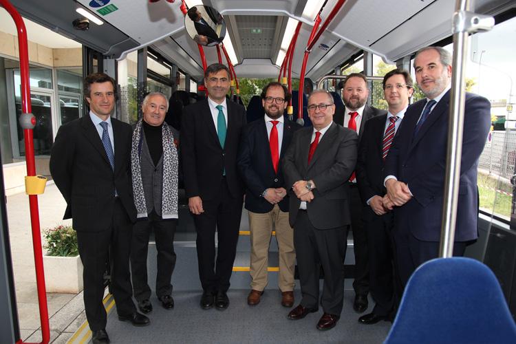 Alcobendas estrena Autobús Interempresas