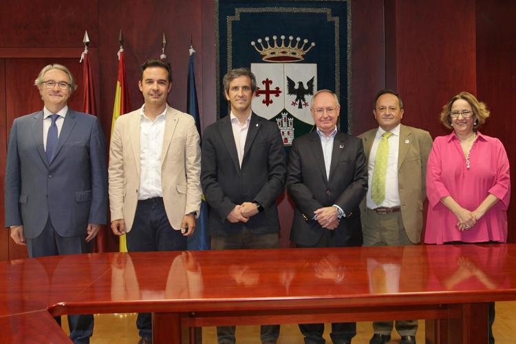 El Gobierno Municipal de Alcobendas reestructura competencias