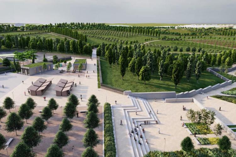 El Ayuntamiento de Madrid da luz verde definitiva al nuevo Parque Central de Valdebebas, pieza clave del ámbito urbanístico