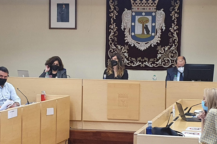 Barajas celebra su Pleno del Distrito