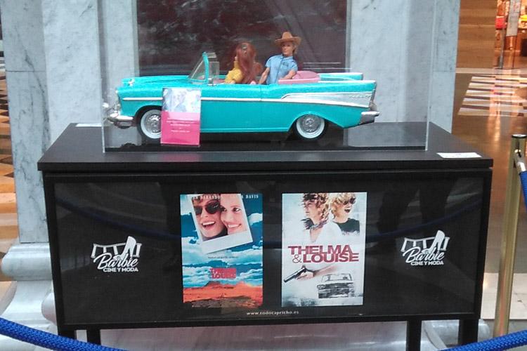 Barbie, Cine y Moda en Plaza Norte 2