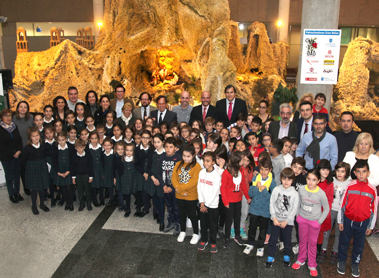 Alcobendas inaugura su Gran Belén Municipal