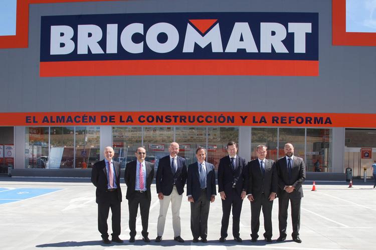 BRICOMART inaugura en Alcobendas