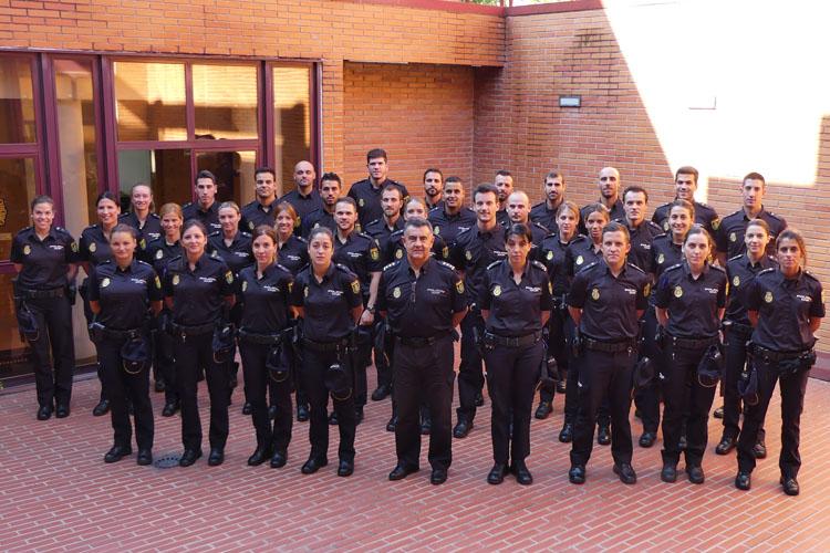 35 nuevos policías para la Comisaría de Alcobendas - San Sebastián de los Reyes
