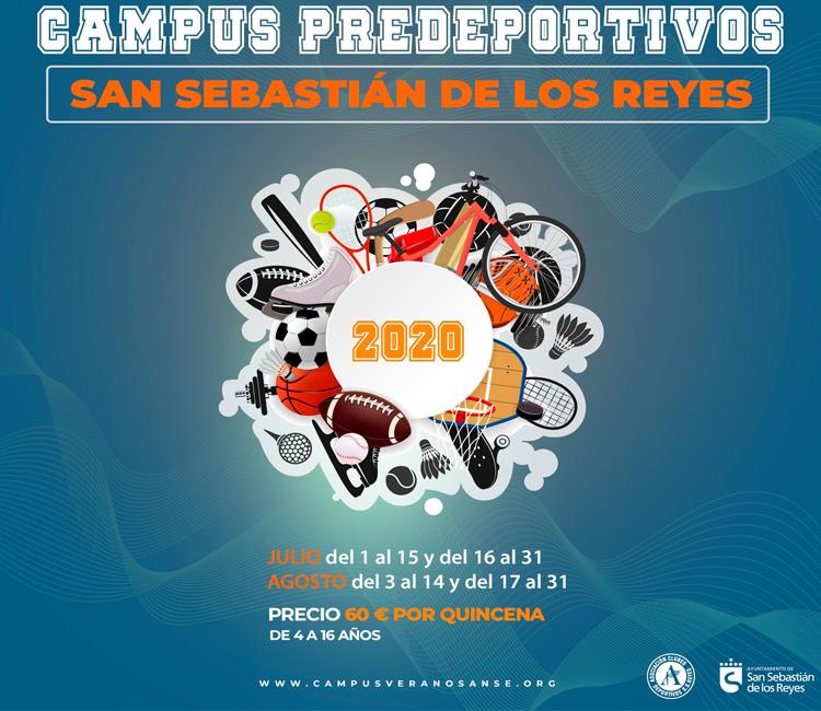 Sanse lanza su programa de Campus de Verano 2020