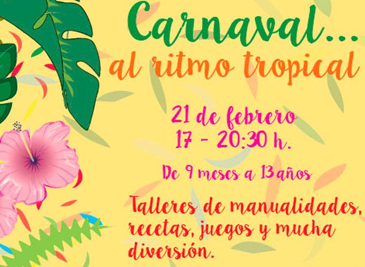 Carnavales para todos, en Sanse, del 19 al 29 de febrero