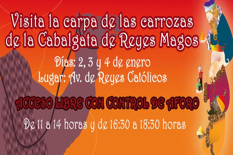 Agotadas las entradas a la tradicional Cabalgata de San Sebastián de los Reyes