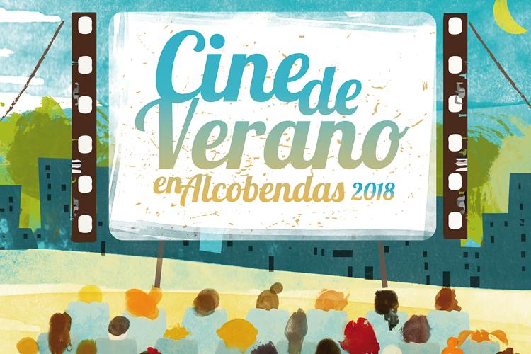 Empieza el Cine de Verano en Alcobendas