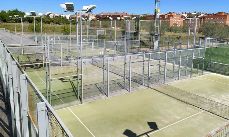 Alcobendas prepara la reapertura de sus instalaciones deportivas al aire libre