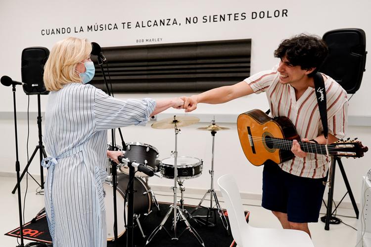 La Comunidad de Madrid facilita a jóvenes músicos el acceso gratuito a salas de ensayo y equipos técnicos