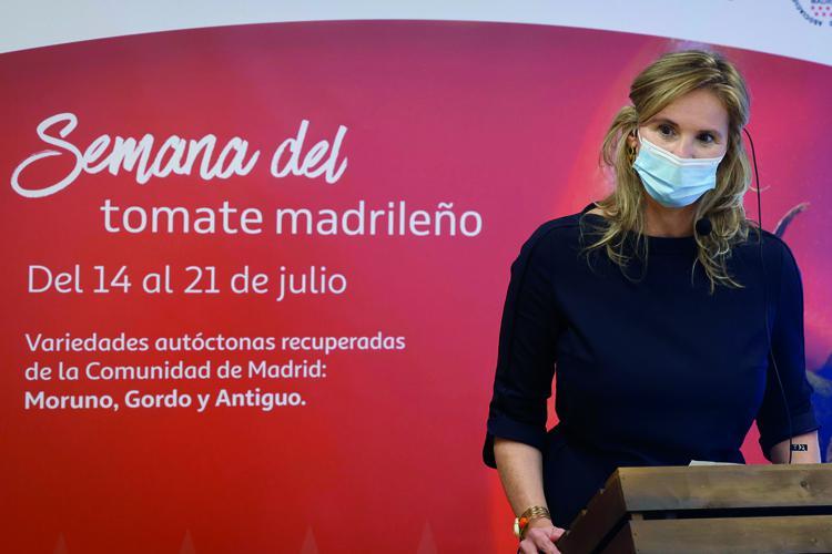 La Comunidad organiza la Primera Semana del Tomate Tradicional de Madrid