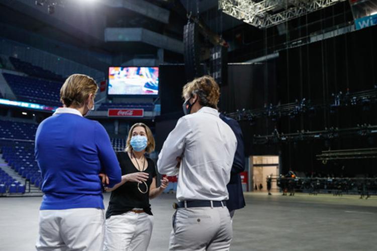 La Comunidad de Madrid destaca el papel del WiZink Center en la programación de eventos culturales y deportivos